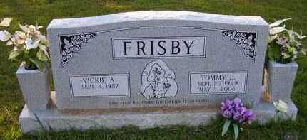 FRISBY, TOMMY L - Union County, Arkansas   TOMMY L FRISBY - Arkansas Gravestone Photos