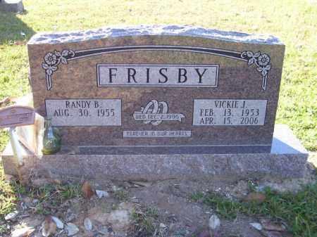 WILLIAMS FRISBY, VICKIE JOLENE - Union County, Arkansas | VICKIE JOLENE WILLIAMS FRISBY - Arkansas Gravestone Photos