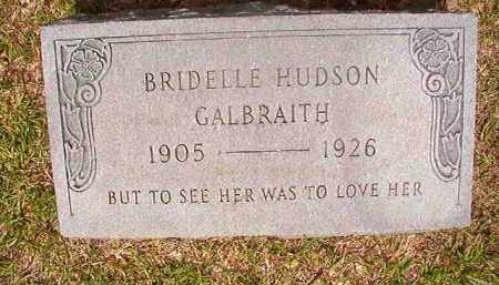 GALBRAITH, BRIDELLE - Union County, Arkansas | BRIDELLE GALBRAITH - Arkansas Gravestone Photos