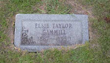 GAMMILL, ELSIE - Union County, Arkansas   ELSIE GAMMILL - Arkansas Gravestone Photos