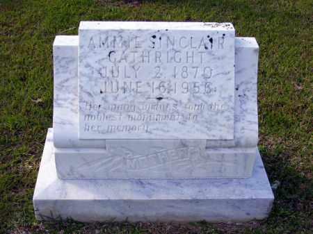 GATHRIGHT, AMMIE - Union County, Arkansas | AMMIE GATHRIGHT - Arkansas Gravestone Photos