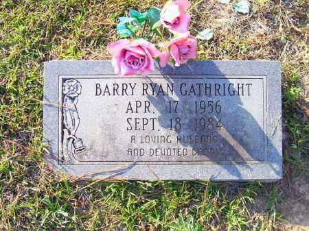 GATHRIGHT, BARRY RYAN - Union County, Arkansas | BARRY RYAN GATHRIGHT - Arkansas Gravestone Photos