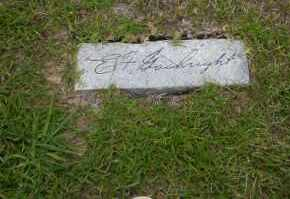 GATHRIGHT, E.F. - Union County, Arkansas | E.F. GATHRIGHT - Arkansas Gravestone Photos