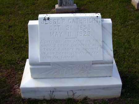 GATHRIGHT, JESSIE P. - Union County, Arkansas   JESSIE P. GATHRIGHT - Arkansas Gravestone Photos