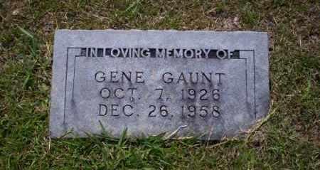 GAUNT, GENE - Union County, Arkansas | GENE GAUNT - Arkansas Gravestone Photos