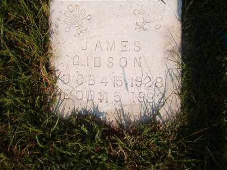 GIBSON, JAMES - Union County, Arkansas   JAMES GIBSON - Arkansas Gravestone Photos