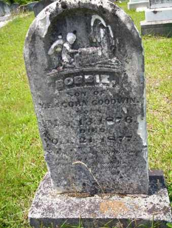 GOODWIN, BOBBIE - Union County, Arkansas | BOBBIE GOODWIN - Arkansas Gravestone Photos