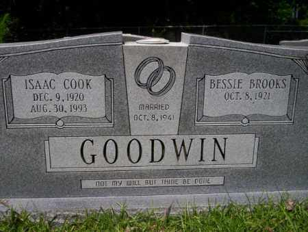 GOODWIN, ISAAC COOK - Union County, Arkansas | ISAAC COOK GOODWIN - Arkansas Gravestone Photos