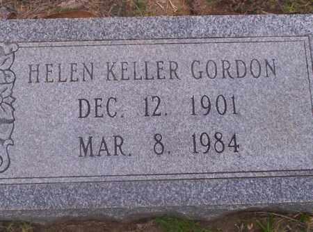 KELLER GORDON, HELEN - Union County, Arkansas   HELEN KELLER GORDON - Arkansas Gravestone Photos