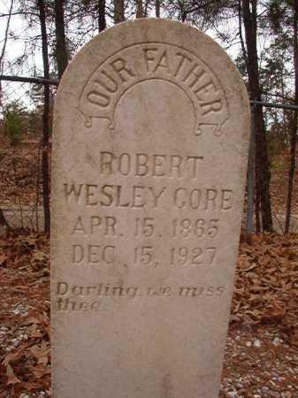 GORE, ROBERT WESLEY - Union County, Arkansas | ROBERT WESLEY GORE - Arkansas Gravestone Photos
