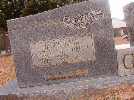 GRAVES, JACOB LASH - Union County, Arkansas | JACOB LASH GRAVES - Arkansas Gravestone Photos