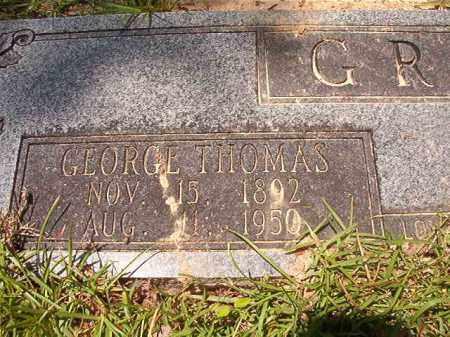 GRAY, GEORGE THOMAS - Union County, Arkansas | GEORGE THOMAS GRAY - Arkansas Gravestone Photos