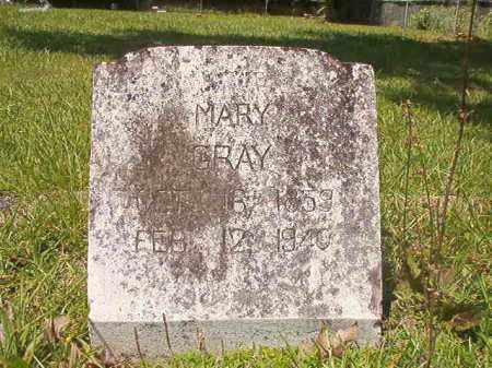 GRAY, MARY - Union County, Arkansas | MARY GRAY - Arkansas Gravestone Photos