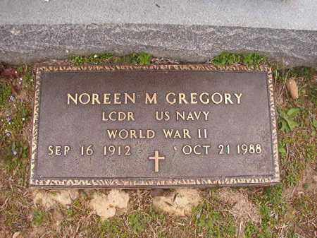 GREGORY (VETERAN WWII), NOREEN M - Union County, Arkansas   NOREEN M GREGORY (VETERAN WWII) - Arkansas Gravestone Photos