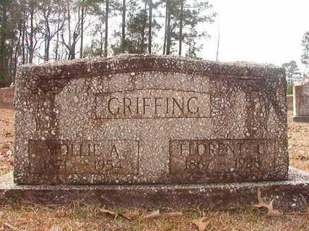 GRIFFING, FLORENT C - Union County, Arkansas | FLORENT C GRIFFING - Arkansas Gravestone Photos