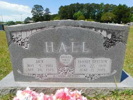 HALL, JACK - Union County, Arkansas | JACK HALL - Arkansas Gravestone Photos