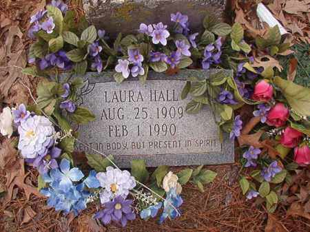 HALL, LAURA - Union County, Arkansas   LAURA HALL - Arkansas Gravestone Photos