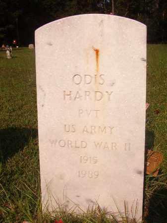 HARDY (VETERAN WWII), ODIS - Union County, Arkansas   ODIS HARDY (VETERAN WWII) - Arkansas Gravestone Photos