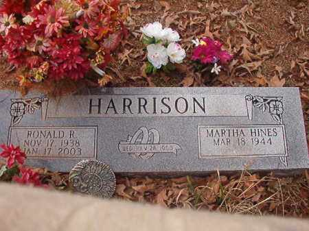 HARRISON, RONALD R - Union County, Arkansas | RONALD R HARRISON - Arkansas Gravestone Photos