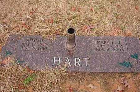 HART, MARY E J - Union County, Arkansas | MARY E J HART - Arkansas Gravestone Photos