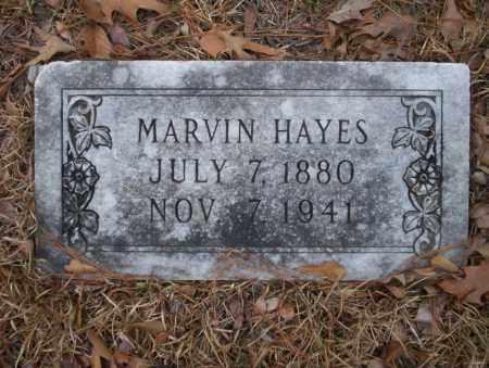 HAYES, MARVIN - Union County, Arkansas   MARVIN HAYES - Arkansas Gravestone Photos