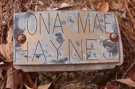 HAYNES, LONA MAE - Union County, Arkansas | LONA MAE HAYNES - Arkansas Gravestone Photos