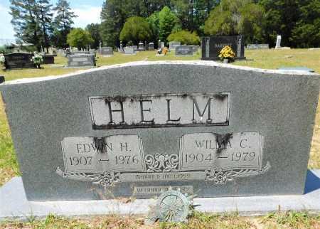 HELM, WILMA C - Union County, Arkansas | WILMA C HELM - Arkansas Gravestone Photos