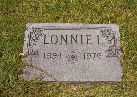 HENLEY, LONNIE L - Union County, Arkansas   LONNIE L HENLEY - Arkansas Gravestone Photos