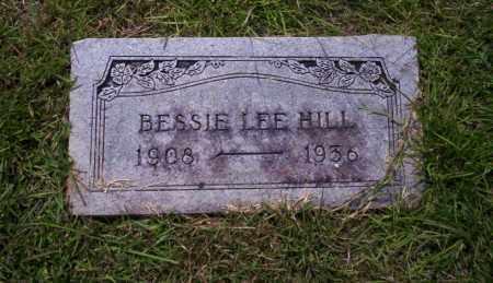 LEE HILL, BESSIE - Union County, Arkansas | BESSIE LEE HILL - Arkansas Gravestone Photos