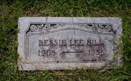 HILL, BESSIE - Union County, Arkansas   BESSIE HILL - Arkansas Gravestone Photos