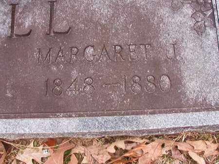 HILL, MARGARET J - Union County, Arkansas | MARGARET J HILL - Arkansas Gravestone Photos