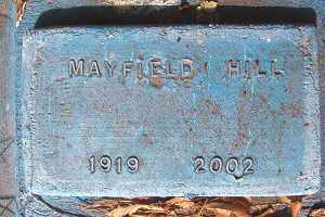 HILL, MAYFIELD - Union County, Arkansas | MAYFIELD HILL - Arkansas Gravestone Photos