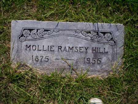 HILL, MOLLIE - Union County, Arkansas | MOLLIE HILL - Arkansas Gravestone Photos