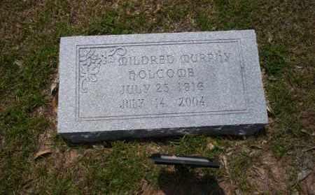 HOLCOMB, MILDRED - Union County, Arkansas | MILDRED HOLCOMB - Arkansas Gravestone Photos