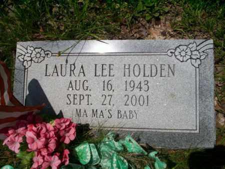 HOLDEN, LAURA LEE - Union County, Arkansas | LAURA LEE HOLDEN - Arkansas Gravestone Photos