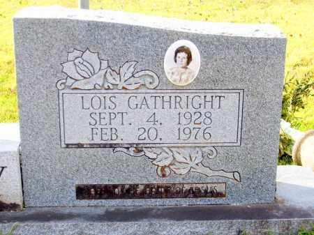 GATHRIGHT HOLLEY, MAGGIE LOIS - Union County, Arkansas | MAGGIE LOIS GATHRIGHT HOLLEY - Arkansas Gravestone Photos