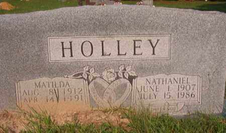 HOLLEY, MATILDA - Union County, Arkansas | MATILDA HOLLEY - Arkansas Gravestone Photos