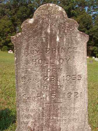 HOLLIDY, REV, PRINCE - Union County, Arkansas   PRINCE HOLLIDY, REV - Arkansas Gravestone Photos