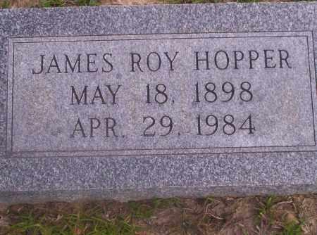 HOPPER, JAMES ROY - Union County, Arkansas | JAMES ROY HOPPER - Arkansas Gravestone Photos