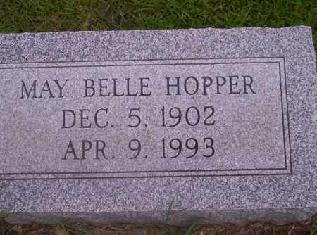 HOPPER, MAY BELLE - Union County, Arkansas | MAY BELLE HOPPER - Arkansas Gravestone Photos