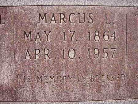 HORNE, MARCUS L - Union County, Arkansas | MARCUS L HORNE - Arkansas Gravestone Photos