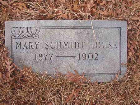 HOUSE, MARY - Union County, Arkansas | MARY HOUSE - Arkansas Gravestone Photos