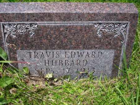 HUBBARD, TRAVIS EDWARD - Union County, Arkansas   TRAVIS EDWARD HUBBARD - Arkansas Gravestone Photos