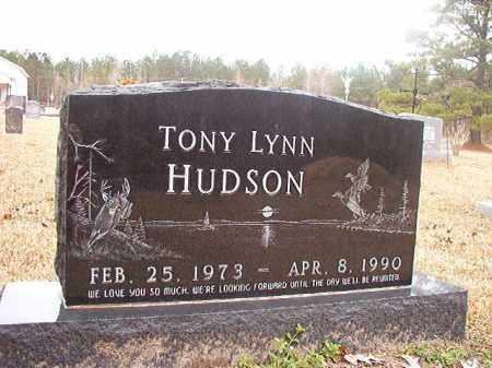 HUDSON, TONY LYNN - Union County, Arkansas | TONY LYNN HUDSON - Arkansas Gravestone Photos