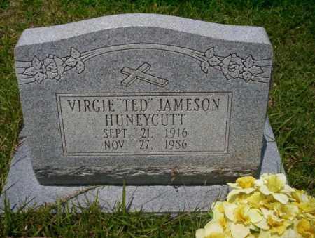 "JAMESON HUNEYCUTT, VIRGIE ""TED"" - Union County, Arkansas | VIRGIE ""TED"" JAMESON HUNEYCUTT - Arkansas Gravestone Photos"