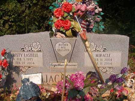 JACKSON, CRISTY LASHELL - Union County, Arkansas | CRISTY LASHELL JACKSON - Arkansas Gravestone Photos