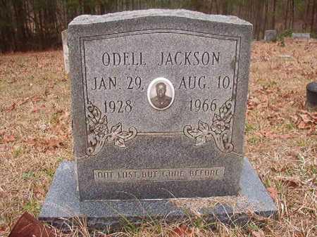 JACKSON, ODELL - Union County, Arkansas | ODELL JACKSON - Arkansas Gravestone Photos