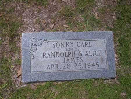 JAMES, SONNY CARL - Union County, Arkansas | SONNY CARL JAMES - Arkansas Gravestone Photos