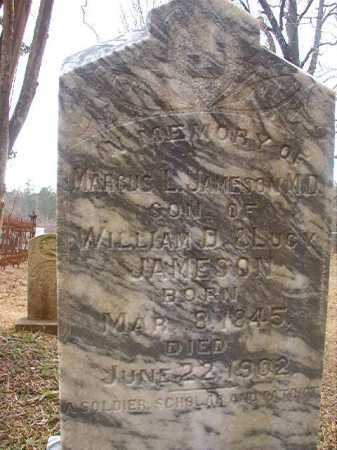 JAMESON, MD, MARCUS L - Union County, Arkansas | MARCUS L JAMESON, MD - Arkansas Gravestone Photos