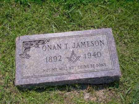 JAMESON, ONAN T - Union County, Arkansas | ONAN T JAMESON - Arkansas Gravestone Photos